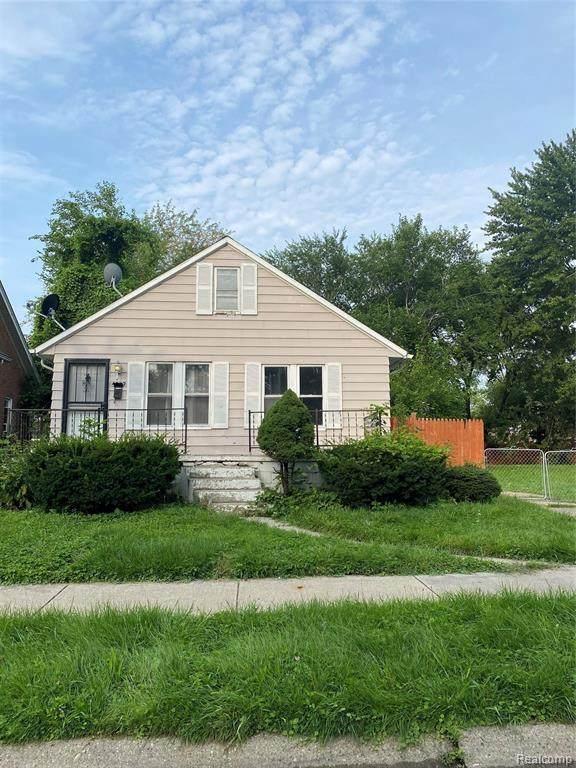 4547 University Pl, Detroit, MI 48224 (MLS #R2210066187) :: Berkshire Hathaway HomeServices Snyder & Company, Realtors®
