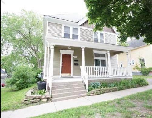 424 Ballard Street, Ypsilanti, MI 48197 (MLS #R2210063211) :: Berkshire Hathaway HomeServices Snyder & Company, Realtors®