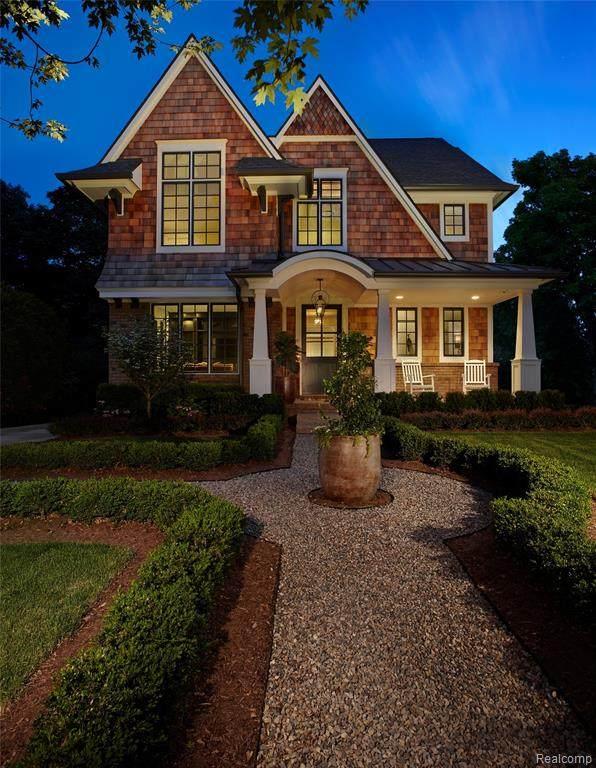 939 Poppleton Drive, Birmingham, MI 48009 (MLS #R2210068000) :: Berkshire Hathaway HomeServices Snyder & Company, Realtors®