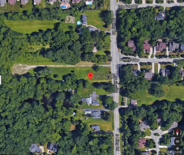 2292 S Lilley Road S, Canton, MI 48188 (MLS #R2210072090) :: Berkshire Hathaway HomeServices Snyder & Company, Realtors®