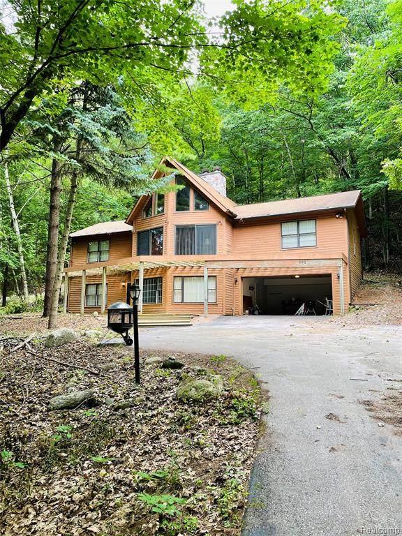 293 S Lamkin Road, Harbor Springs, MI 49740 (MLS #R2210072277) :: Berkshire Hathaway HomeServices Snyder & Company, Realtors®