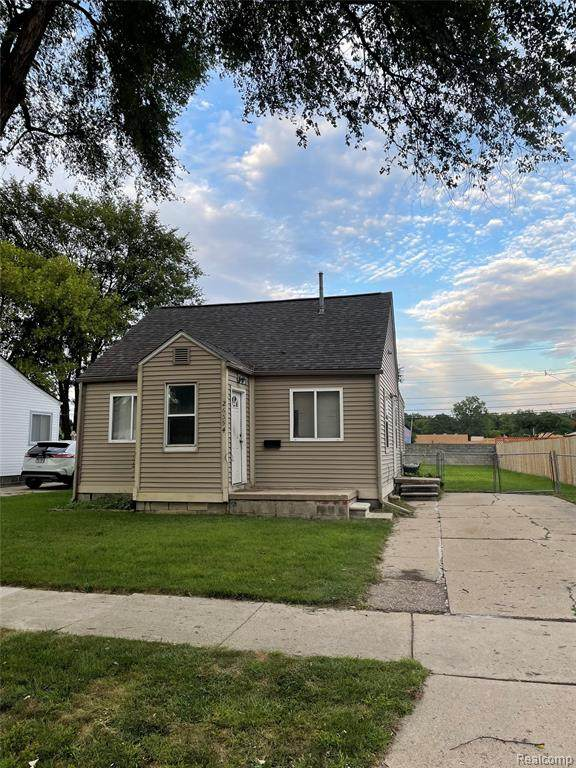 26554 Brush Street, Madison Heights, MI 48071 (MLS #R2210074318) :: Berkshire Hathaway HomeServices Snyder & Company, Realtors®