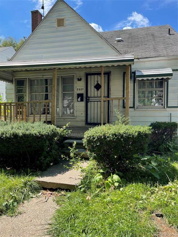 8601 Strathmoor Street, Detroit, MI 48228 (MLS #R2210074669) :: Berkshire Hathaway HomeServices Snyder & Company, Realtors®