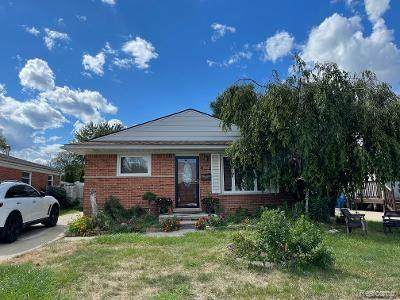 7049 Norborne Avenue, Dearborn Heights, MI 48127 (MLS #R2210073921) :: Berkshire Hathaway HomeServices Snyder & Company, Realtors®