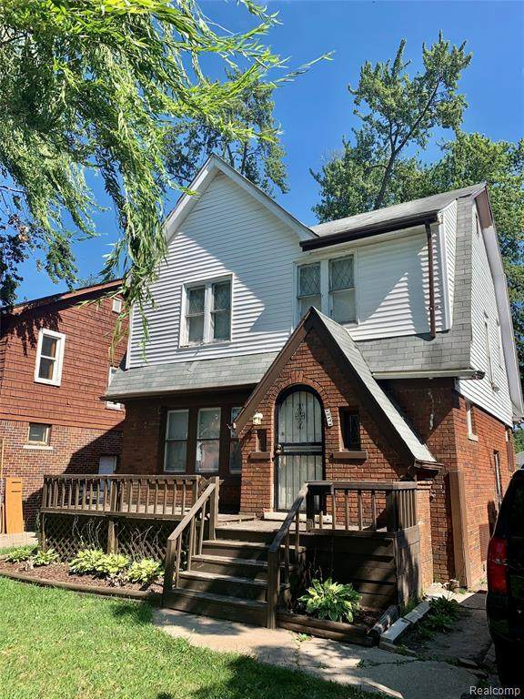 12174 Whitehill Street, Detroit, MI 48224 (MLS #R2210075218) :: Berkshire Hathaway HomeServices Snyder & Company, Realtors®