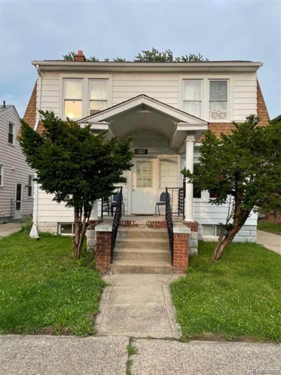 6414 Barrie Street, Dearborn, MI 48126 (MLS #R2210075498) :: Berkshire Hathaway HomeServices Snyder & Company, Realtors®