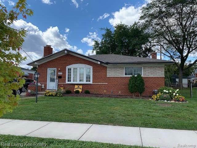 28753 Suburban Drive, Warren, MI 48088 (MLS #R2210075525) :: Berkshire Hathaway HomeServices Snyder & Company, Realtors®
