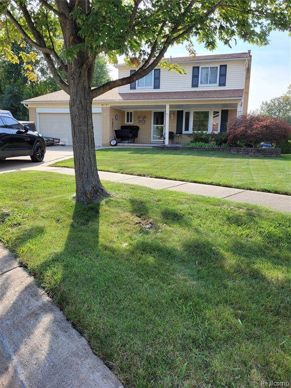 42171 Briarcliff, Canton, MI 48187 (MLS #R2210076018) :: Berkshire Hathaway HomeServices Snyder & Company, Realtors®