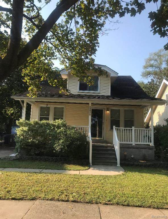 23859 Oxford Street, Dearborn, MI 48124 (MLS #R2210073720) :: Berkshire Hathaway HomeServices Snyder & Company, Realtors®