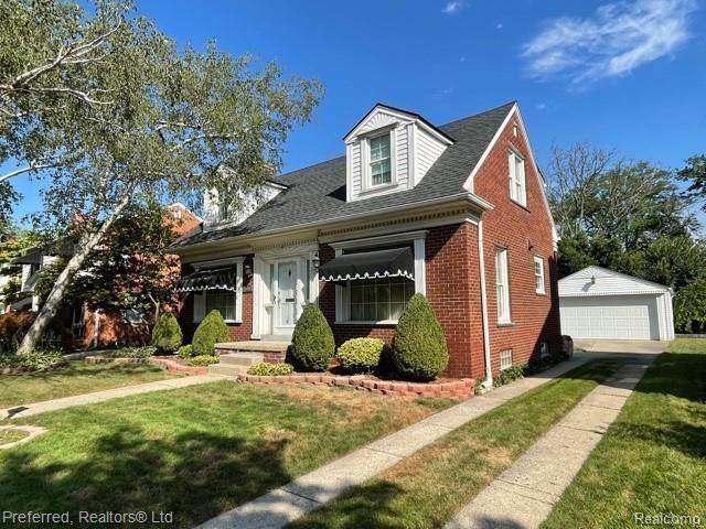 23638 Fordson Drive, Dearborn, MI 48124 (MLS #R2210076136) :: Berkshire Hathaway HomeServices Snyder & Company, Realtors®