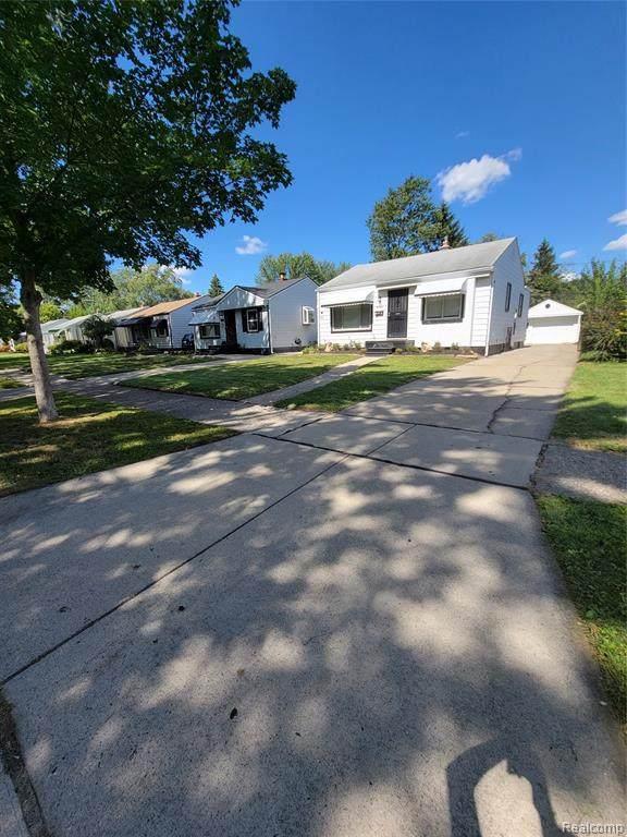 19371 Woodland Street, Harper Woods, MI 48225 (MLS #R2210074211) :: Berkshire Hathaway HomeServices Snyder & Company, Realtors®