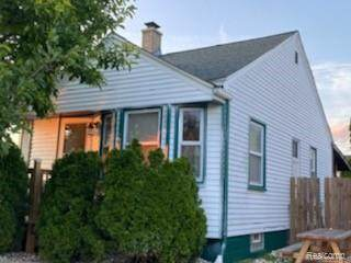 482 Mill Street, Lincoln Park, MI 48146 (MLS #R2210073026) :: Berkshire Hathaway HomeServices Snyder & Company, Realtors®