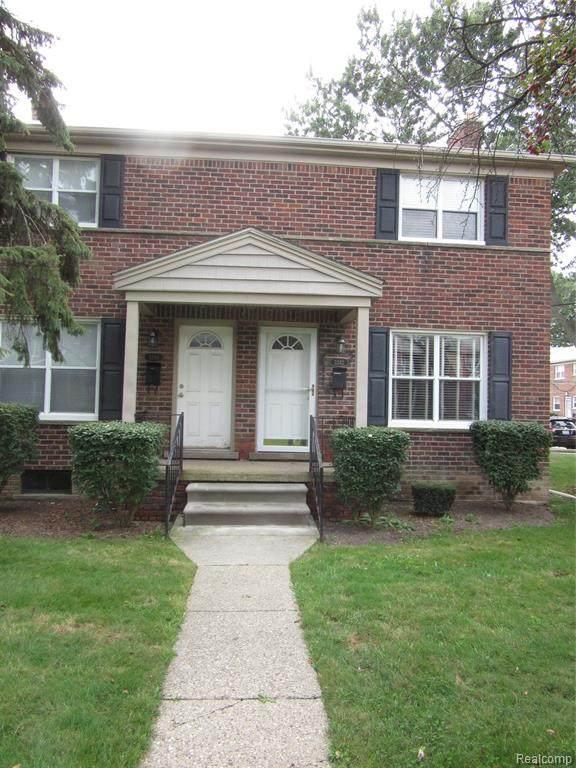 3342 Coolidge #57, Royal Oak, MI 48073 (MLS #R2210076351) :: Berkshire Hathaway HomeServices Snyder & Company, Realtors®