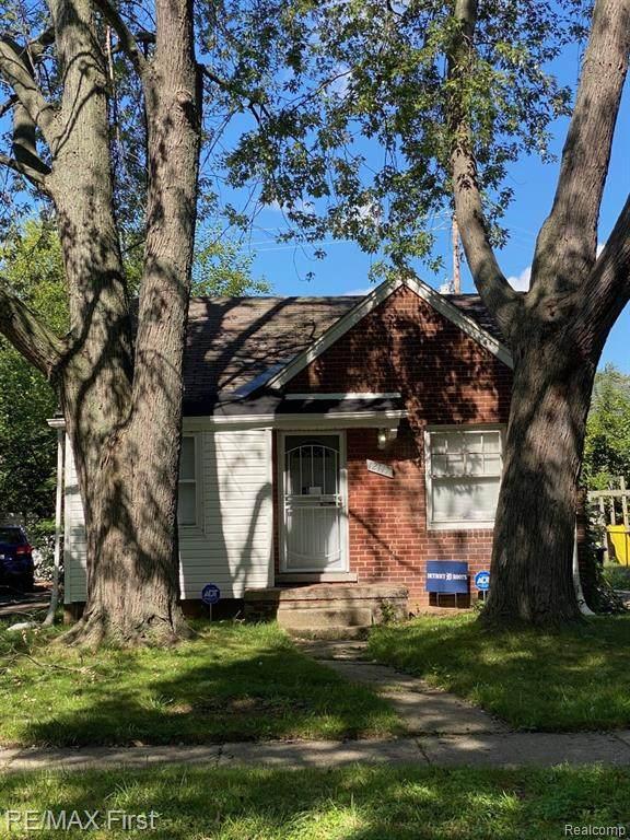12117 Laing Street, Detroit, MI 48224 (MLS #R2210077127) :: Berkshire Hathaway HomeServices Snyder & Company, Realtors®