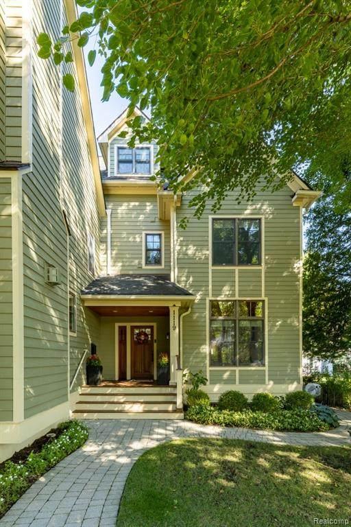 1119 Lincoln Avenue, Ann Arbor, MI 48104 (MLS #R2210077583) :: Berkshire Hathaway HomeServices Snyder & Company, Realtors®