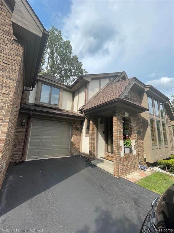 652 S Military Street, Dearborn, MI 48124 (MLS #R2210078583) :: Berkshire Hathaway HomeServices Snyder & Company, Realtors®