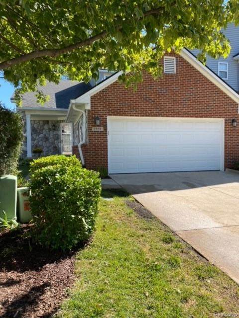 1939 Preserve Circle E, Canton, MI 48188 (MLS #R2210078671) :: Berkshire Hathaway HomeServices Snyder & Company, Realtors®