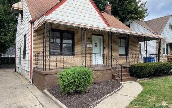 25548 Annapolis Street, Dearborn Heights, MI 48125 (MLS #R2210078916) :: Berkshire Hathaway HomeServices Snyder & Company, Realtors®