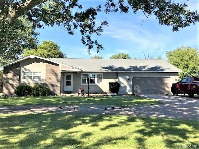 5272 W Mount Morris Road, Mount Morris, MI 48458 (MLS #R2210078877) :: Berkshire Hathaway HomeServices Snyder & Company, Realtors®