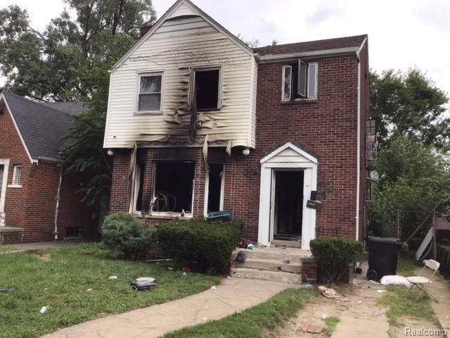 18610 Indiana Street, Detroit, MI 48221 (MLS #R2210079058) :: Berkshire Hathaway HomeServices Snyder & Company, Realtors®