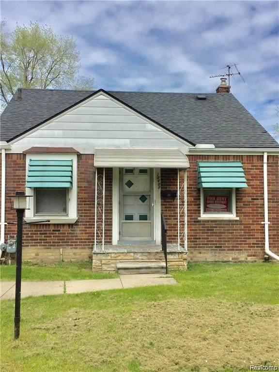 16429 Rossini Drive, Detroit, MI 48205 (MLS #R2210079114) :: Berkshire Hathaway HomeServices Snyder & Company, Realtors®