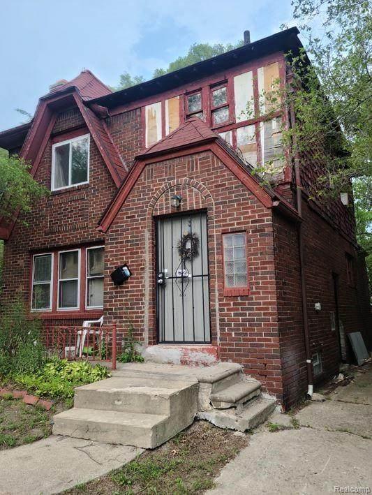 16170 Monica Street, Detroit, MI 48221 (MLS #R2210074061) :: Berkshire Hathaway HomeServices Snyder & Company, Realtors®