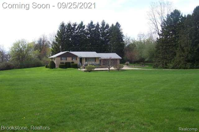 4430 M-71 & Reed Rds, Durand, MI 48429 (MLS #R2210079230) :: Berkshire Hathaway HomeServices Snyder & Company, Realtors®