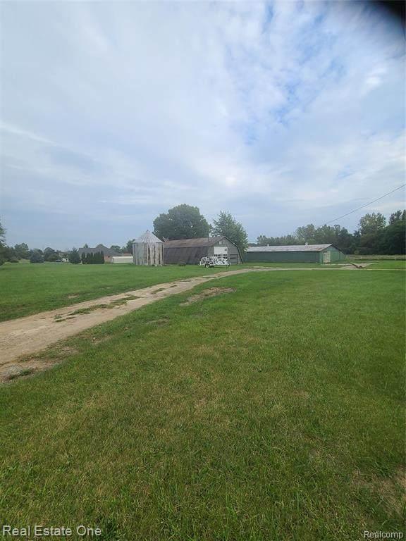 0 Hough Road, Almont, MI 48003 (MLS #R2210079246) :: Berkshire Hathaway HomeServices Snyder & Company, Realtors®