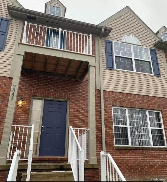 2084 Cloverly Lane, Ann Arbor, MI 48108 (MLS #R2210080004) :: Berkshire Hathaway HomeServices Snyder & Company, Realtors®