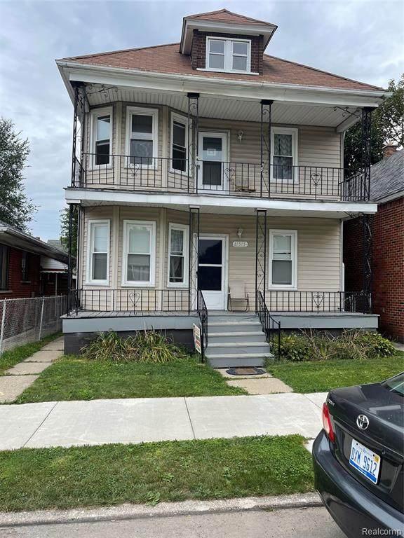 11515 Lumpkin Street, Hamtramck, MI 48212 (MLS #R2210080087) :: Berkshire Hathaway HomeServices Snyder & Company, Realtors®