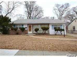 10260 Corning Street, Oak Park, MI 48237 (MLS #R2210081241) :: Berkshire Hathaway HomeServices Snyder & Company, Realtors®