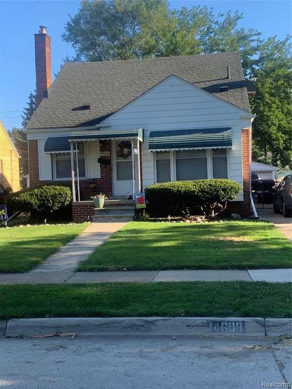 14608 W Oconnnor N, Allen Park, MI 48101 (MLS #R2210082090) :: Berkshire Hathaway HomeServices Snyder & Company, Realtors®