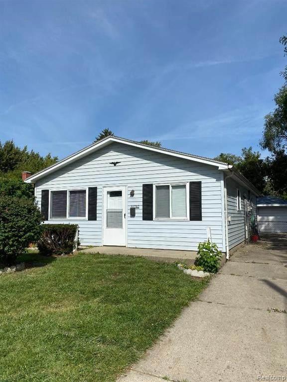 20797 Woodward Street, Clinton, MI 48035 (MLS #R2210082344) :: Berkshire Hathaway HomeServices Snyder & Company, Realtors®