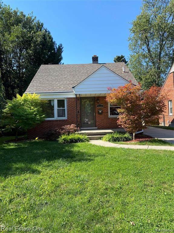 3620 Huron Street, Dearborn, MI 48124 (MLS #R2210082844) :: Berkshire Hathaway HomeServices Snyder & Company, Realtors®