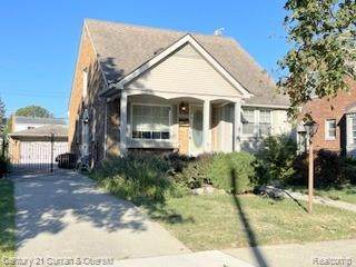 1813 N Highland Street, Dearborn, MI 48128 (MLS #R2210081632) :: Berkshire Hathaway HomeServices Snyder & Company, Realtors®
