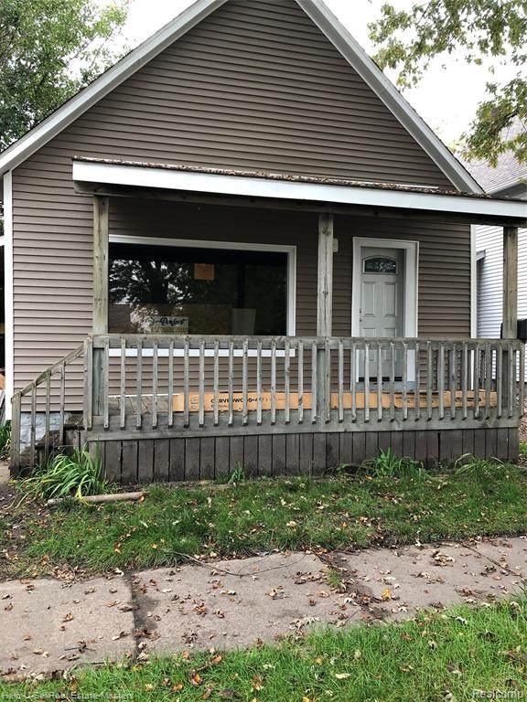 2405 Cherry Street, Port Huron, MI 48060 (MLS #R2210084105) :: Berkshire Hathaway HomeServices Snyder & Company, Realtors®
