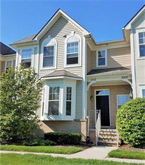 3102 Paradise Trail, Oxford, MI 48371 (MLS #R2210084877) :: Berkshire Hathaway HomeServices Snyder & Company, Realtors®