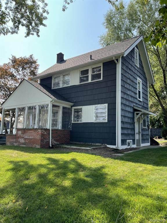 307 Snyder Avenue, Ann Arbor, MI 48103 (MLS #R2210080572) :: Berkshire Hathaway HomeServices Snyder & Company, Realtors®