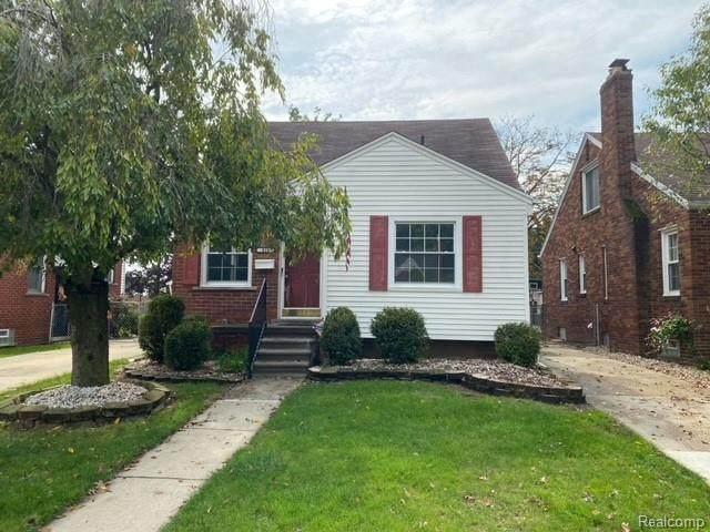831 Moran Avenue, Lincoln Park, MI 48146 (MLS #R2210085423) :: Berkshire Hathaway HomeServices Snyder & Company, Realtors®