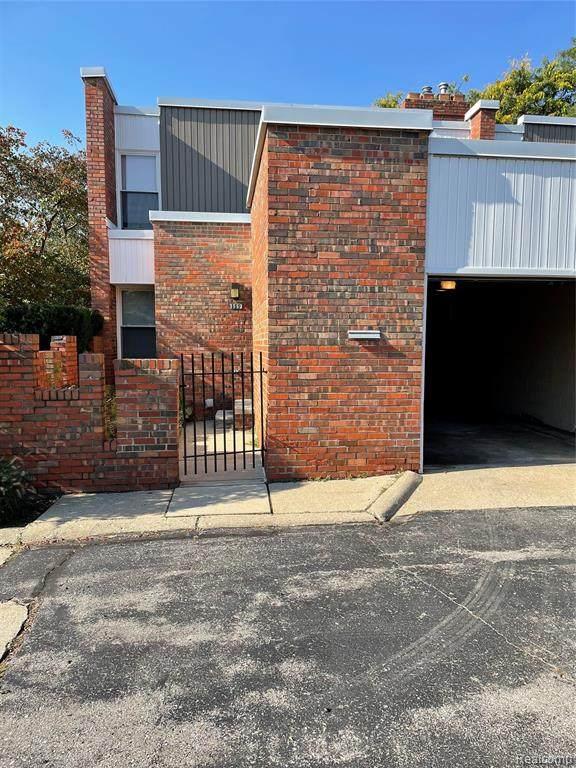 1963 Hyde Park Drive, Detroit, MI 48207 (MLS #R2210085775) :: Berkshire Hathaway HomeServices Snyder & Company, Realtors®