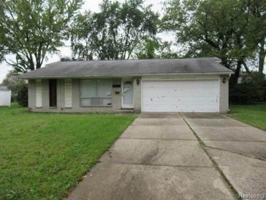 17811 Woodside Street, Livonia, MI 48152 (MLS #R2210087079) :: Berkshire Hathaway HomeServices Snyder & Company, Realtors®