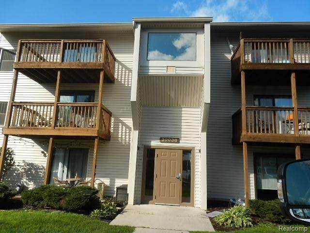 30038 W 12 Mile Rd #45, Farmington Hills, MI 48334 (MLS #R2210086962) :: Berkshire Hathaway HomeServices Snyder & Company, Realtors®