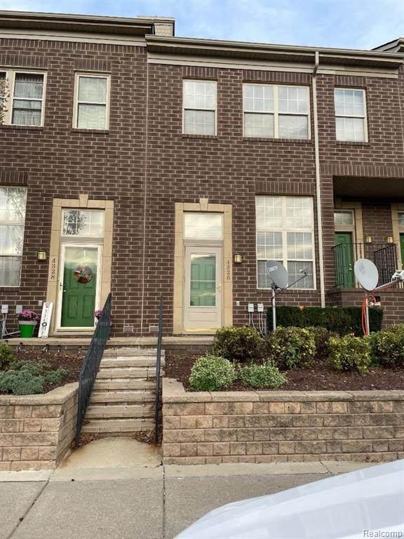 4326 Maple Street, Dearborn, MI 48126 (MLS #R2210087319) :: Berkshire Hathaway HomeServices Snyder & Company, Realtors®