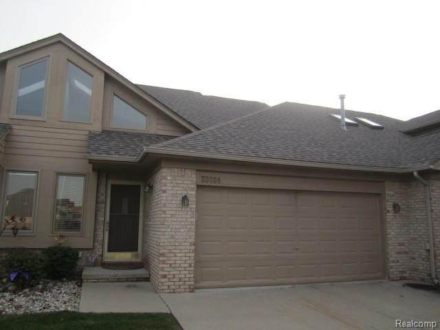 33084 Whispering Lane, Chesterfield, MI 48047 (MLS #R2210088123) :: Berkshire Hathaway HomeServices Snyder & Company, Realtors®