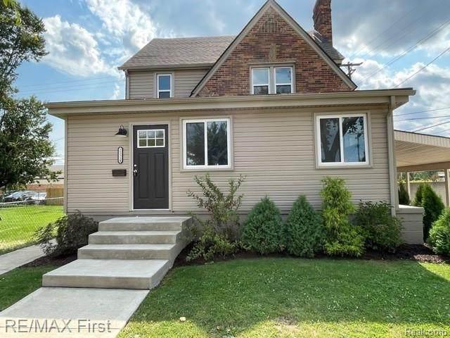 21518 Barton St Street, Saint Clair Shores, MI 48081 (MLS #R2210089009) :: Berkshire Hathaway HomeServices Snyder & Company, Realtors®