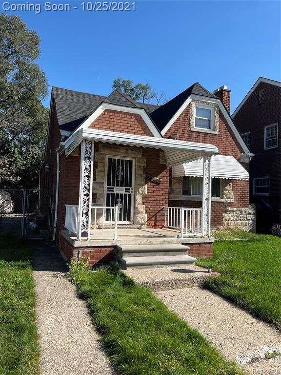 18986 Cherrylawn Street, Detroit, MI 48221 (MLS #R2210089089) :: Berkshire Hathaway HomeServices Snyder & Company, Realtors®