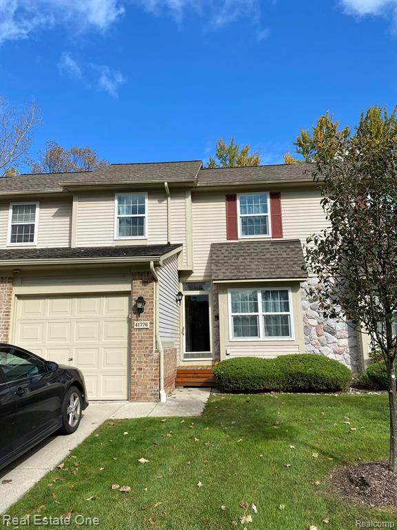 41776 Webster, Novi, MI 48377 (MLS #R2210089298) :: Berkshire Hathaway HomeServices Snyder & Company, Realtors®