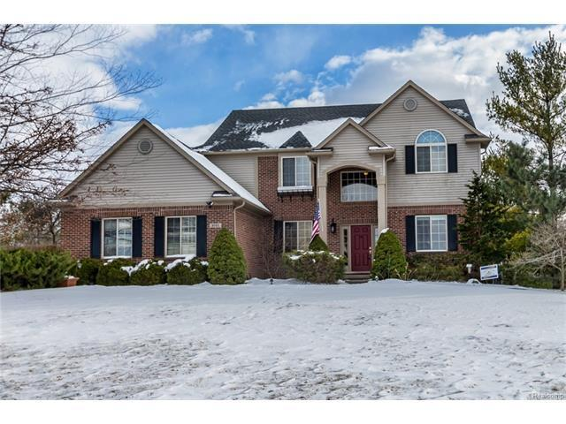 9082 S Pheasant Ridge Lane, Saline, MI 48176 (MLS #R217020722) :: Berkshire Hathaway HomeServices Snyder & Company, Realtors®