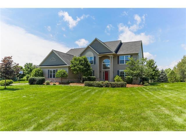6433 Meadow Ridge, Dexter, MI 48130 (MLS #R217059825) :: Berkshire Hathaway HomeServices Snyder & Company, Realtors®