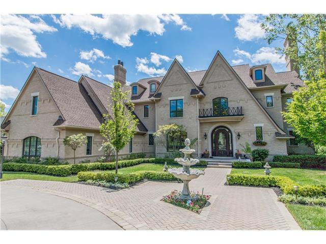 3054 Heron Pointe Drive, Bloomfield Hills, MI 48302 (MLS #R217060236) :: The Toth Team